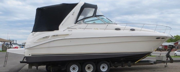 2000 Sea Ray Sundancer 340 Photo 2 of 42
