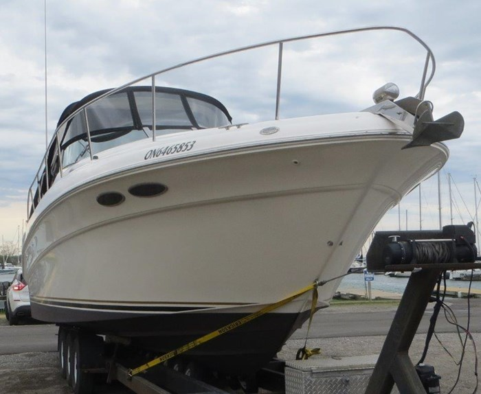 2000 Sea Ray Sundancer 340 Photo 4 of 42