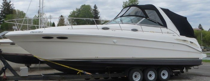2000 Sea Ray Sundancer 340 Photo 1 of 42