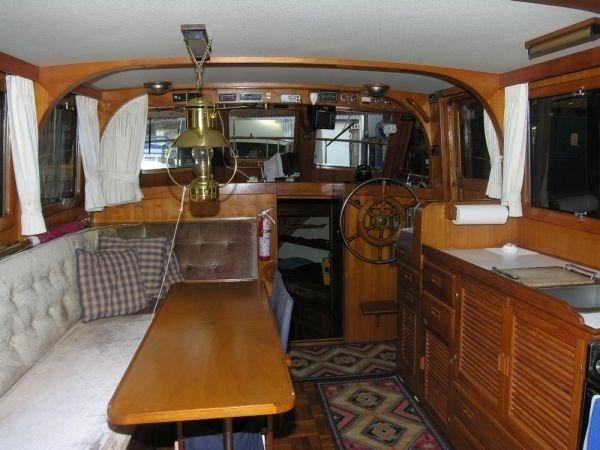 1981 Grand Mariner Tri Cabin Photo 3 of 15