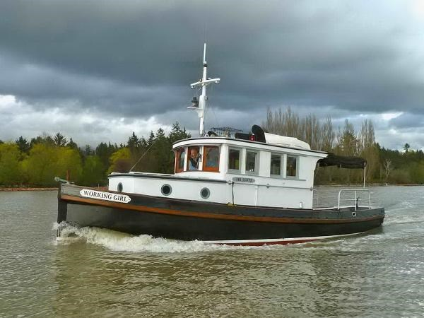 1945 Classic Tug Photo 4 sur 34