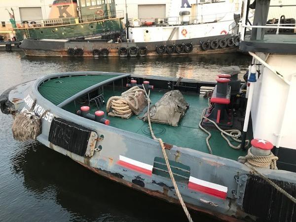 1944 Tugboat Ex-Army ST Tug Photo 11 of 41