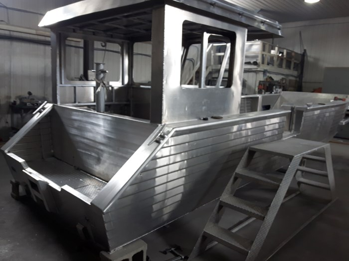 2020 Henley Landing Craft Photo 1 of 2