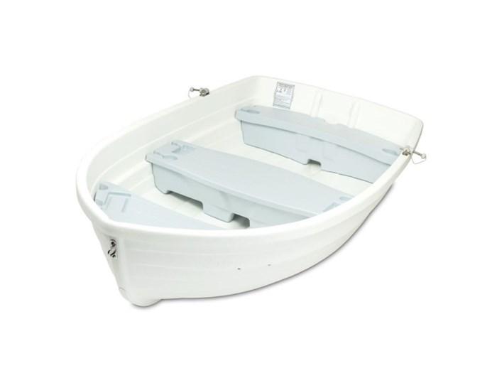 2020 BackWater Boats Marina Classic White Photo 1 of 4