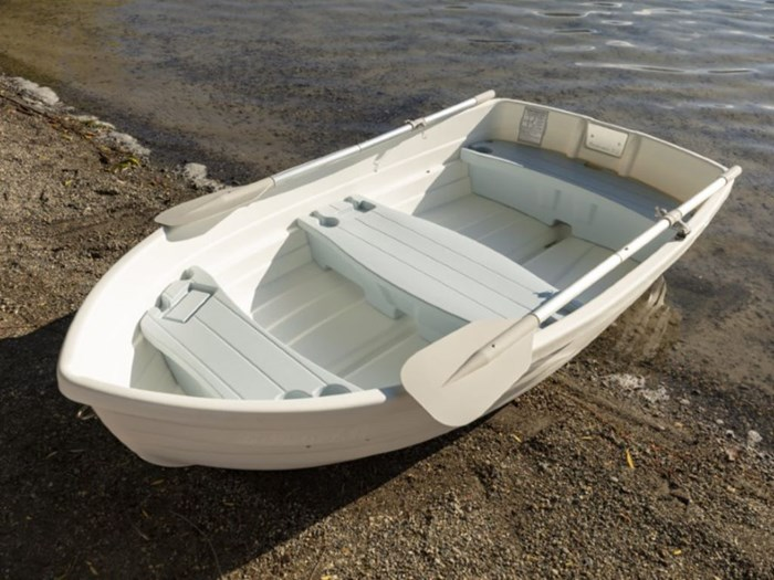 2020 BackWater Boats Marina Classic White Photo 3 of 4