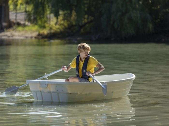 2020 BackWater Boats Marina Classic White Photo 4 of 4