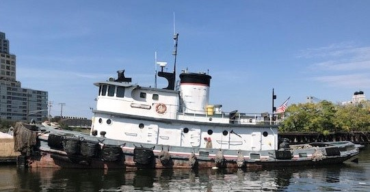 1944 1944 78.9′ x 23′ Ex-Army ST 1200 hp Tug Photo 1 of 20
