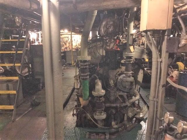 1944 1944 78.9′ x 23′ Ex-Army ST 1200 hp Tug Photo 4 sur 20