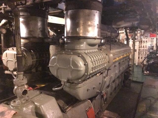 1944 1944 78.9′ x 23′ Ex-Army ST 1200 hp Tug Photo 6 sur 20