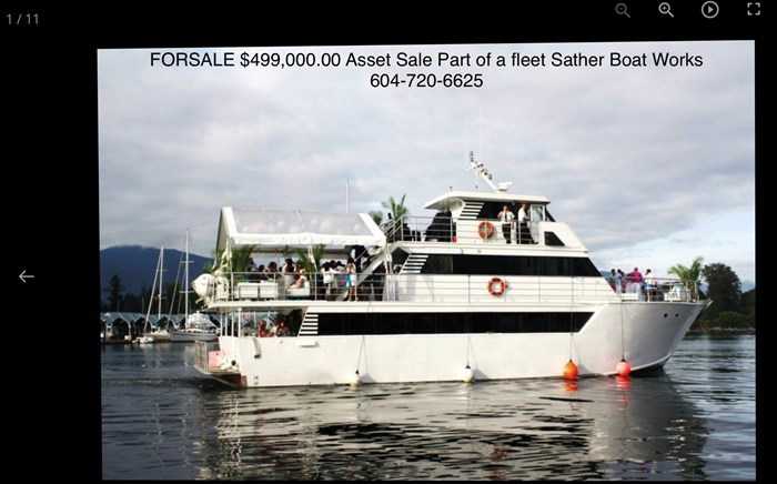 2000 SkipperLiner Blount Marine ASSETSALE Photo 7 sur 9