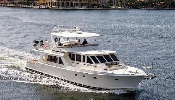 2007 Offshore Yachts Pilothouse Photo 1 of 126