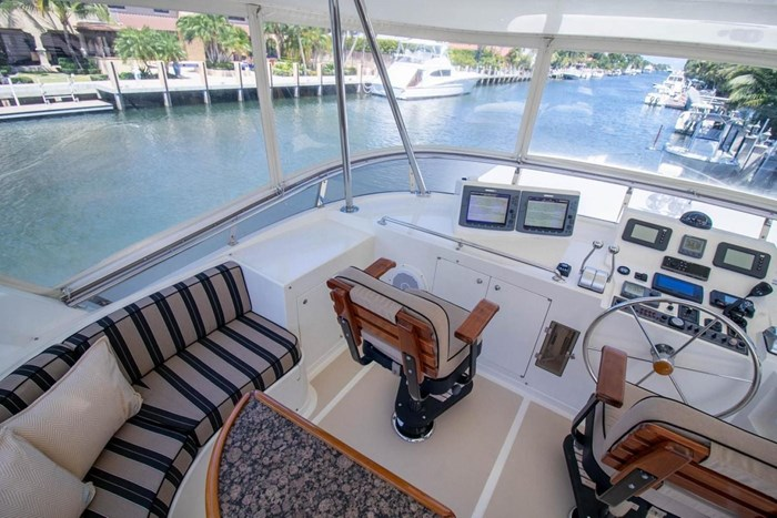 2007 Offshore Yachts Pilothouse Photo 5 of 126