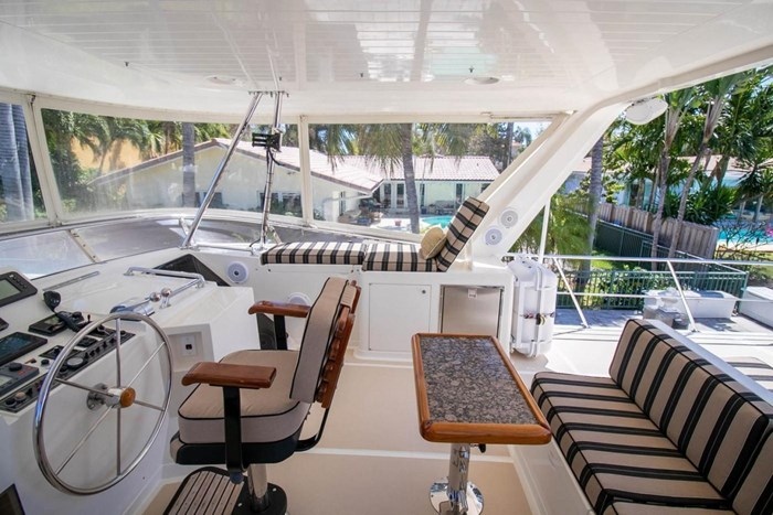 2007 Offshore Yachts Pilothouse Photo 16 of 126