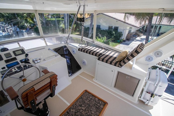 2007 Offshore Yachts Pilothouse Photo 23 of 126