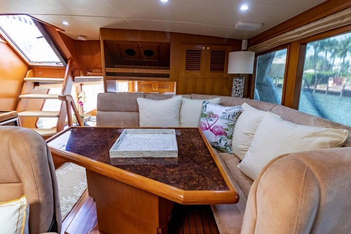 2007 Offshore Yachts Pilothouse Photo 36 of 126