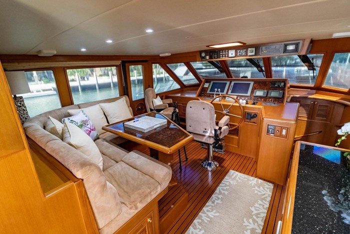2007 Offshore Yachts Pilothouse Photo 50 of 126