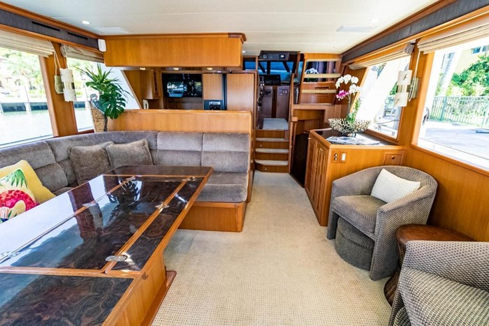 2007 Offshore Yachts Pilothouse Photo 59 of 126