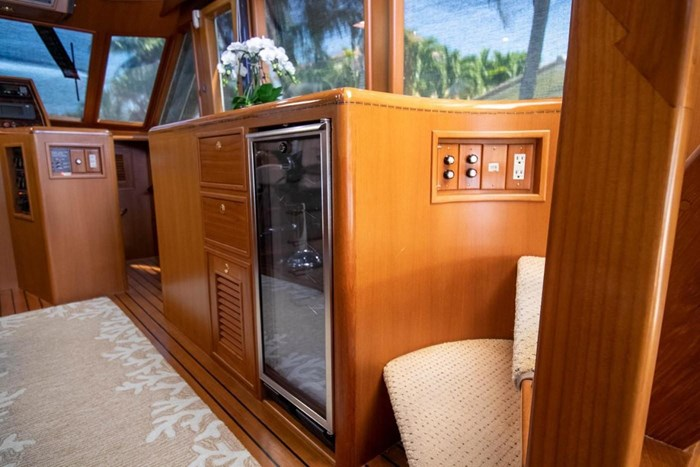 2007 Offshore Yachts Pilothouse Photo 69 of 126