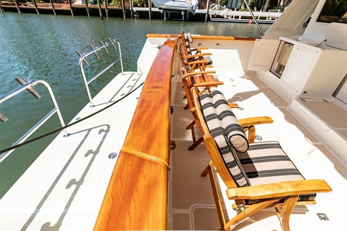 2007 Offshore Yachts Pilothouse Photo 94 of 126
