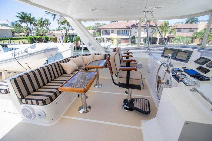 2007 Offshore Yachts Pilothouse Photo 100 of 126