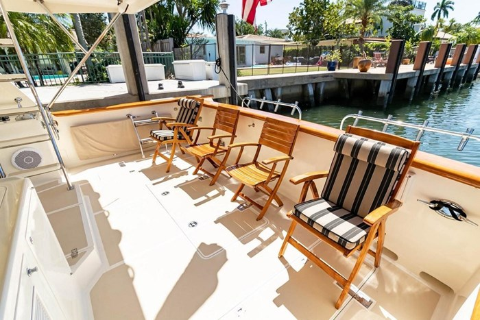 2007 Offshore Yachts Pilothouse Photo 101 of 126