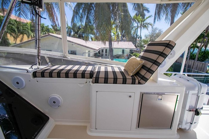 2007 Offshore Yachts Pilothouse Photo 103 of 126