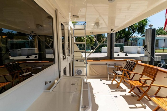 2007 Offshore Yachts Pilothouse Photo 104 of 126