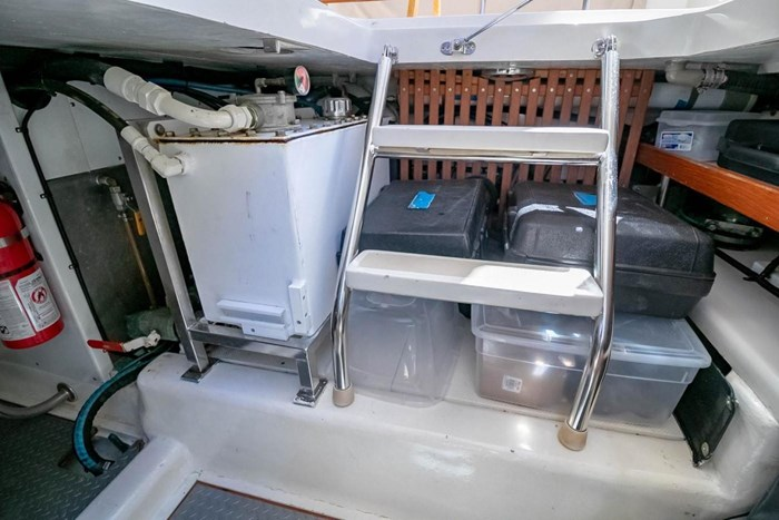 2007 Offshore Yachts Pilothouse Photo 122 of 126