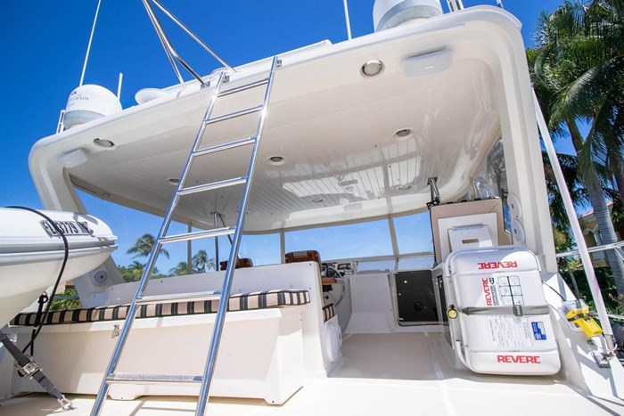 2007 Offshore Yachts Pilothouse Photo 123 of 126
