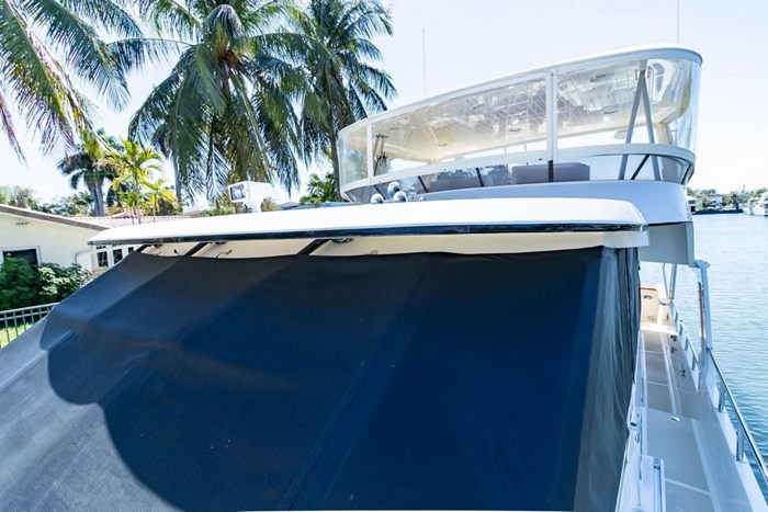 2007 Offshore Yachts Pilothouse Photo 124 of 126