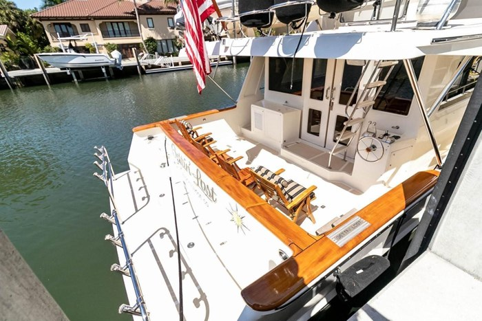 2007 Offshore Yachts Pilothouse Photo 126 of 126