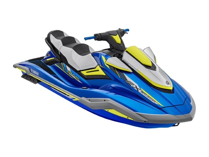 2020 Yamaha Waverunners FX Cruiser SVHO Photo 1 of 1
