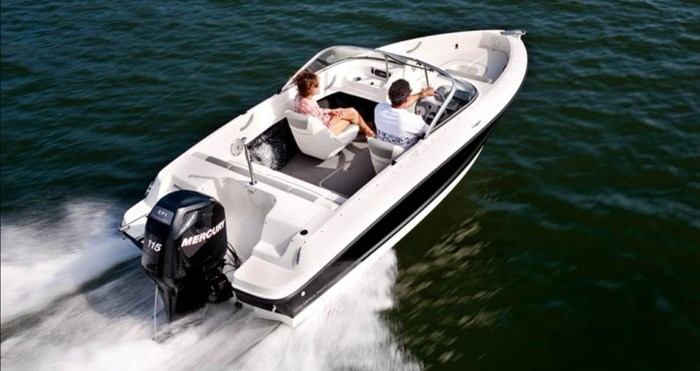 2018 Bayliner 170BR Photo 5 of 11