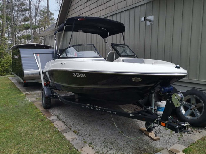 2018 Bayliner 170BR Photo 1 of 11