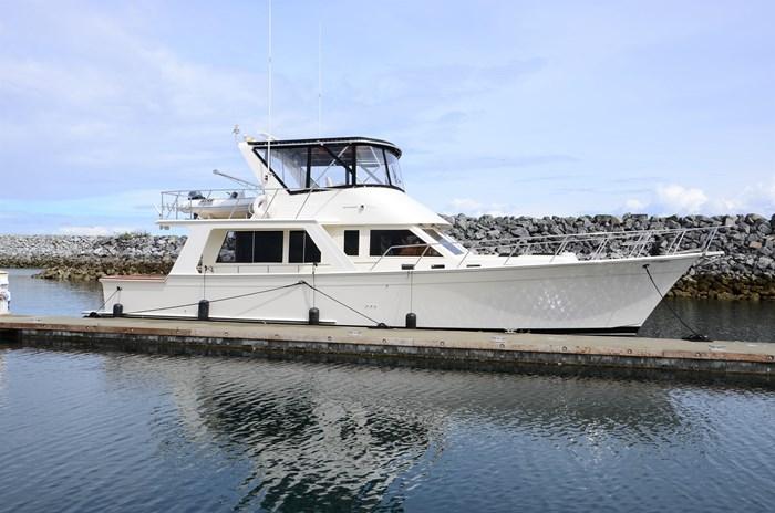 1997 Offshore Yachts 52 Sedan Photo 1 sur 67