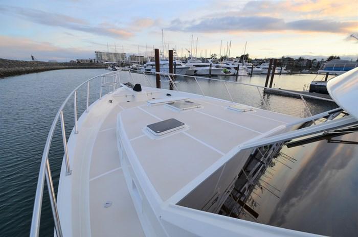 1997 Offshore Yachts 52 Sedan Photo 39 sur 67