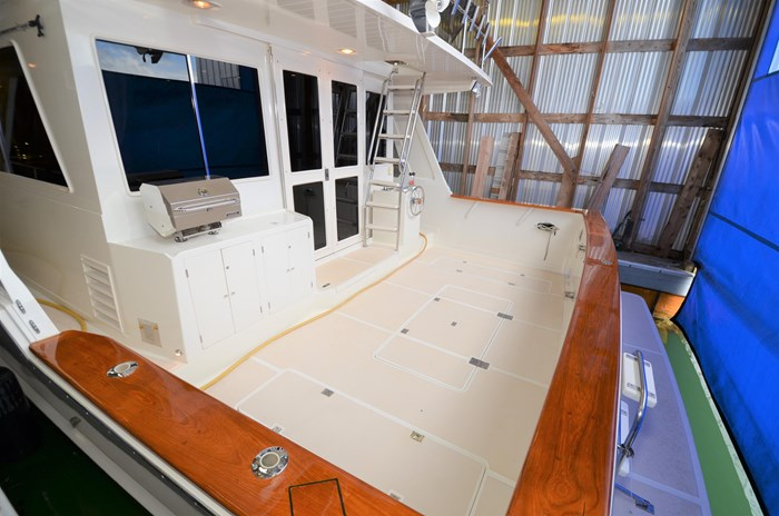 1997 Offshore Yachts 52 Sedan Photo 44 sur 67
