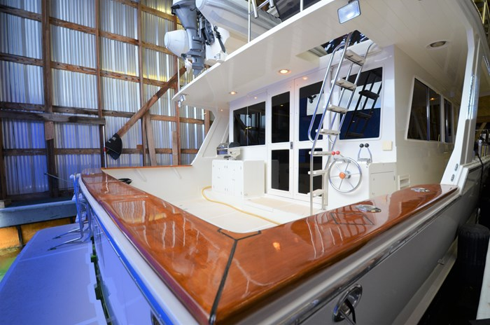 1997 Offshore Yachts 52 Sedan Photo 45 sur 67