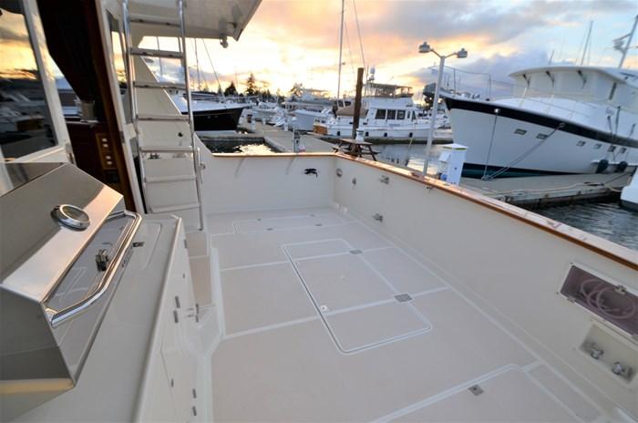 1997 Offshore Yachts 52 Sedan Photo 50 sur 67