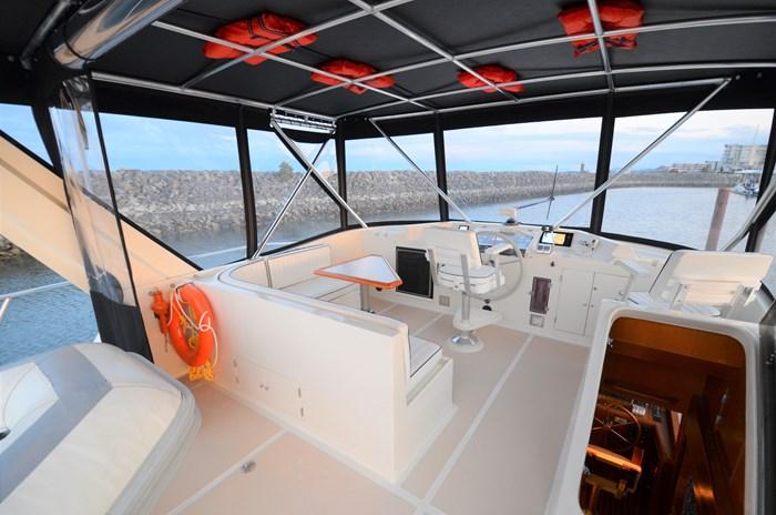 1997 Offshore Yachts 52 Sedan Photo 52 sur 67
