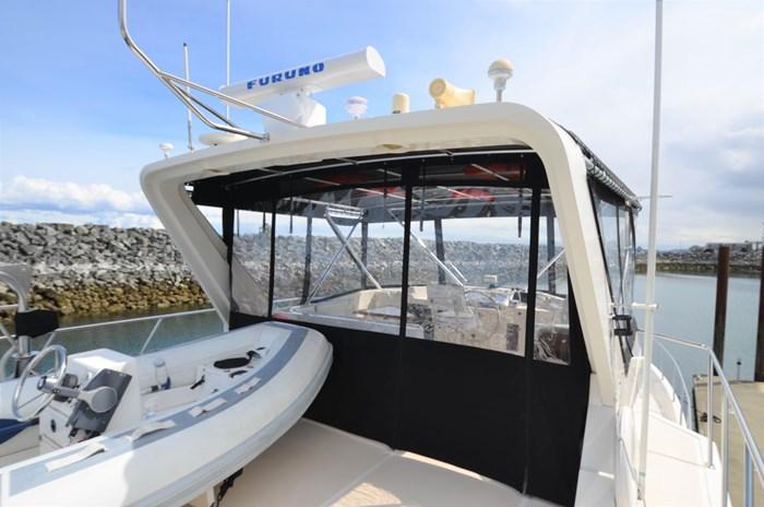 1997 Offshore Yachts 52 Sedan Photo 58 sur 67