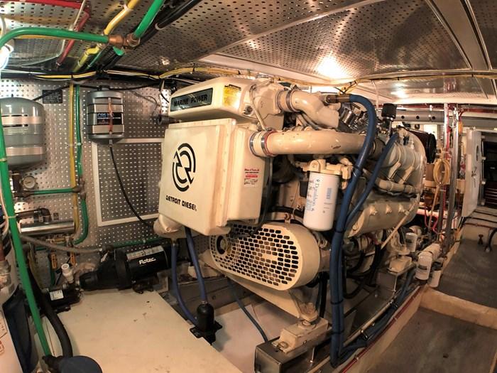 1997 Offshore Yachts 52 Sedan Photo 62 sur 67