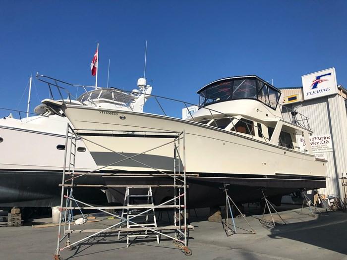 1997 Offshore Yachts 52 Sedan Photo 65 sur 67