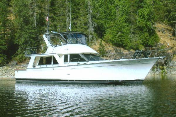 1997 Offshore Yachts 52 Sedan Photo 2 sur 67