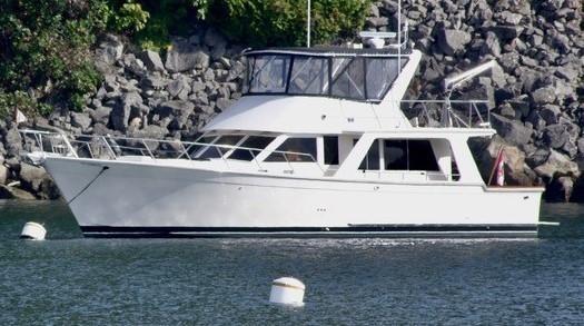 1997 Offshore Yachts 52 Sedan Photo 67 sur 67