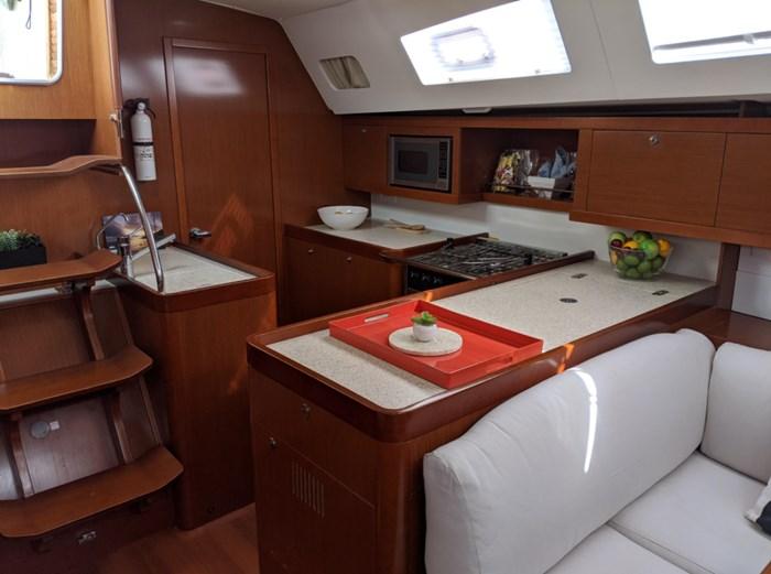 2012 Beneteau Oceans 50 Photo 9 sur 24