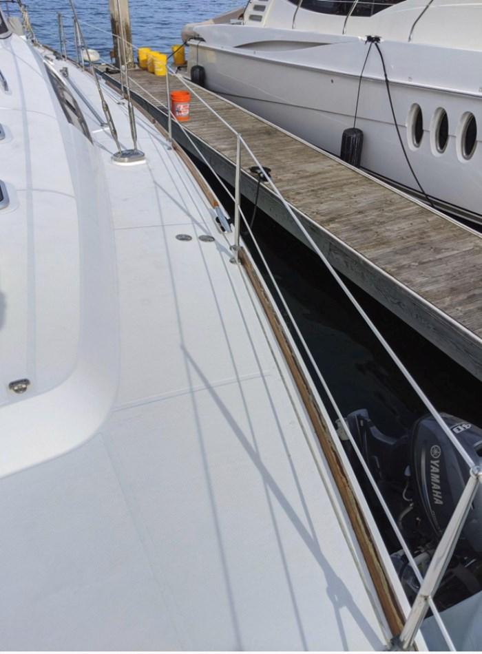 2012 Beneteau Oceans 50 Photo 21 sur 24