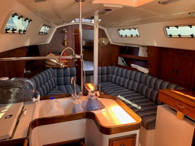 1990 CS Yachts 34 Photo 38 of 43