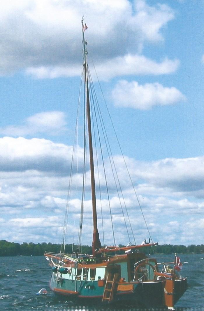 2009 Zee Scouw - dutch sailing boat Photo 2 of 5