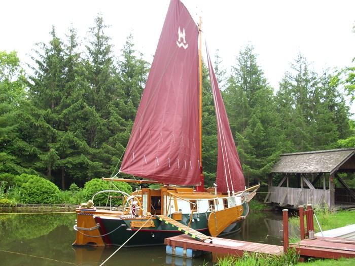 2009 Zee Scouw - dutch sailing boat Photo 4 of 5